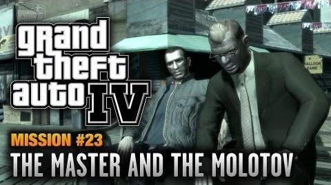 The Master and the Molotov