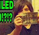 Violette1st Fan Mail Episode 59 (MAILED $40!!!)