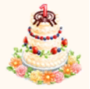 1-Year Anniversary Party Cake (TMR).png
