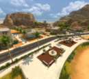 Oasis Springs Commercial District
