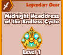 Midnight Headdress of the Endless Cycle