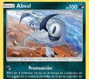 Absol (Albor de Guardianes TCG)