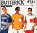 Butterick 4751 B