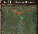 Clash in Macedon