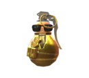 S.I.A Grenade-Gold