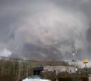 2038 Abbeville-New Iberia, Louisiana tornado