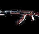 AK47-Knife-Dual Mag Rank Match Red