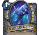 Frozen Champion (Frozen Throne)