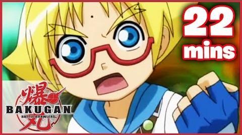 Bakugan Battle Brawlers Bakugan Idol Ep. 7