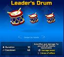 Leader's Drum