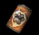 Банка корма для собак