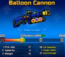 Balloon Cannon