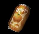 Апельсиновая содовая вода