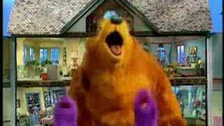 Piosenki z serialu Niedźwiedź w dużym niebieskim domu