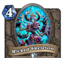 Wicked Skeleton