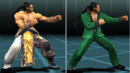 Tekken5 Dark Resurrection Feng Wei Outfits.png