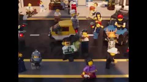 The Lego Ninjago Movie Tv Spot 5 - Meowthra
