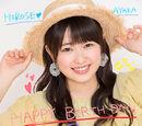 Kobushi Factory Hirose Ayaka Birthday Event 2017