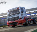 Mercedes-Benz 24 Tankpool24 Racing Truck