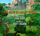 The Cave of Many Voices (episode)