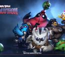 Геймплей Angry Birds Evolution