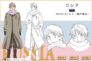 Мodel sheet of Russia Hetalia Axis Powers.png