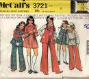 McCall's 3721
