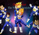 Dragon Ball The Vegeta Chronicles