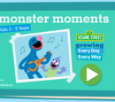 Monster Moments: Kids 3-5 Years/Gallery