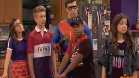 """""""Danger Games"""" Henry Danger and Game Shakers Crossover Event Thanksgiving Weekend"""
