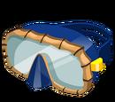 Lunettes de plongée