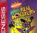 Aaahh!!! Real Monsters (video game)