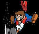 Super Mario Countdown