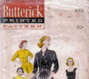 Butterick 6311 C