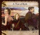 A Test of Birth (FKE)