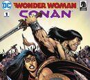 Wonder Woman/Conan/Covers