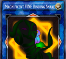 Magnificent VINE Binding Snake