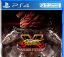 Street Fighter V series