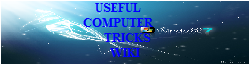 Useful Computer Tricks Wiki