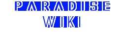 Paradise Wiki