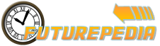 'Futurepedia' from the web at 'http://img4.wikia.nocookie.net/__cb7/bttf/images/8/89/Wiki-wordmark.png'