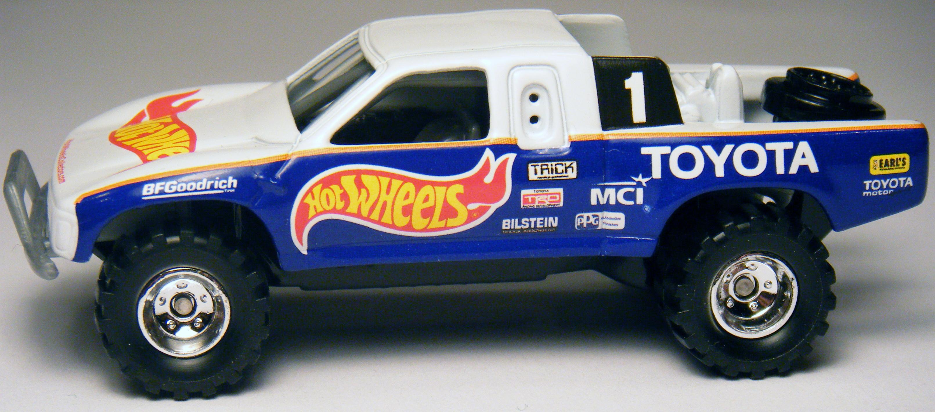 Toyota Baja Truck - Hot Wheels Wiki