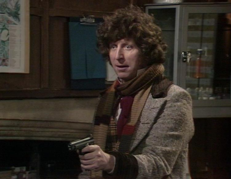 Going Through Doctor Who: The Seeds Of Doom (1976) Review