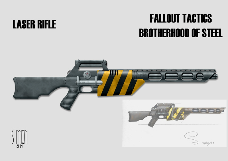 Weapon Rework/Expansion - Version 0 8