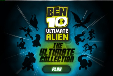 Ben 10 Ultimate Alien : Ultimate Collection