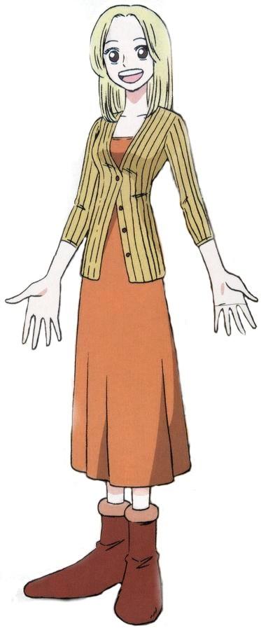Kaya - One Piece x Fairy Tail Wiki