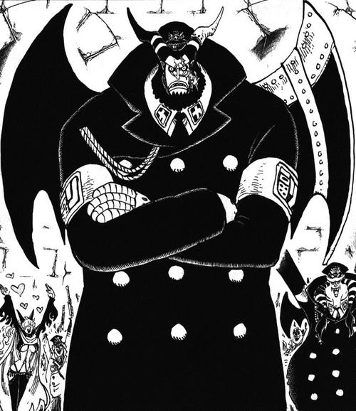 Magellan - One Piece Encyclopedia - Wikia