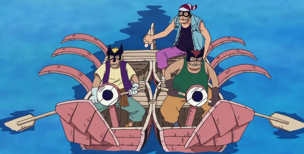 Pirati di Foxy - One Piece Wiki Italia