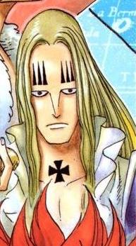 Basil Hawkins - One Piece Encyclopédie