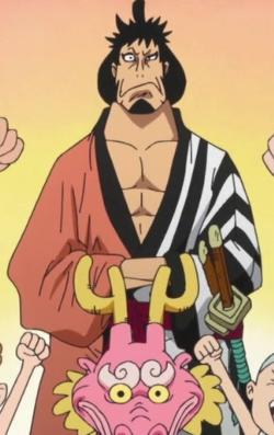 Kinemon - Wikia One Piece